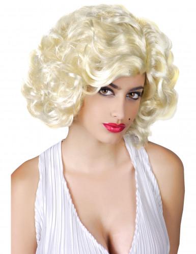 Peruca Marilyn para Mulher