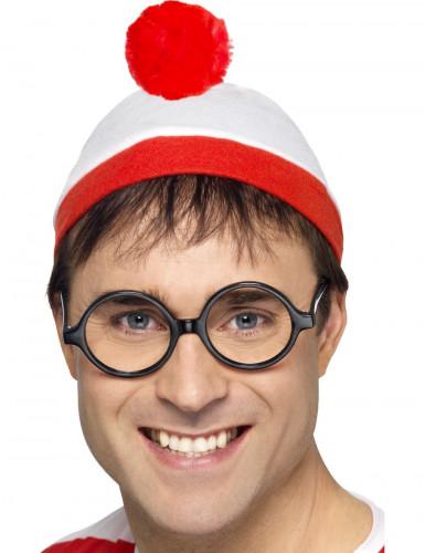 Bonné e óculos de Onde está o Wallie?