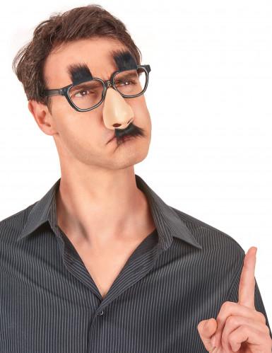 Oculos com nariz e bigode-1