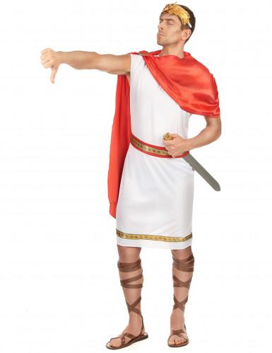 Disfarce de casal romanos Pai e Filho-1