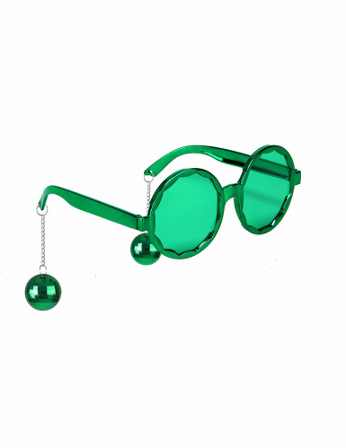 Óculos disco adulto verdes
