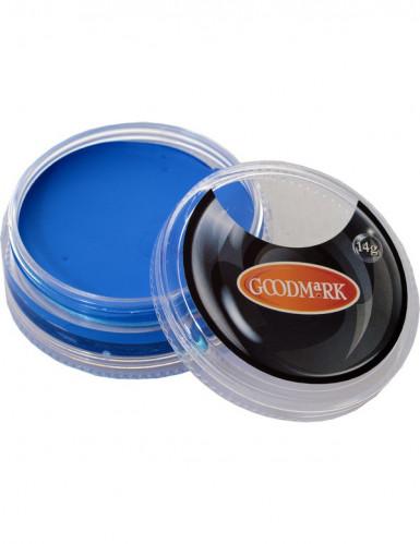 Maquilhagem de agua azul