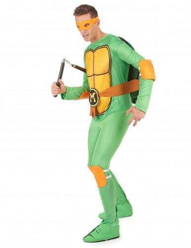 Disfarce Michelangelo Tartaruga Ninja™ adulto-1