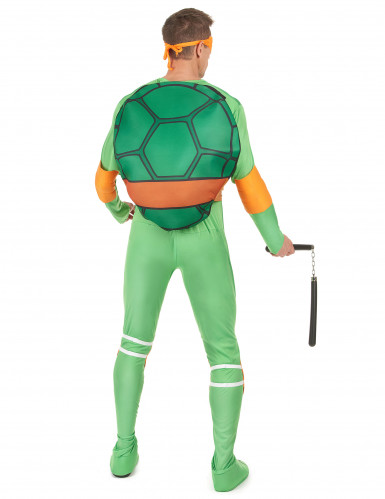Disfarce Michelangelo Tartaruga Ninja™ adulto-2