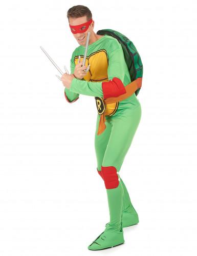 Disfarce de rafael Tartaruga Ninja™ adulto-1