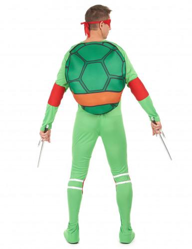 Disfarce de rafael Tartaruga Ninja™ adulto-2