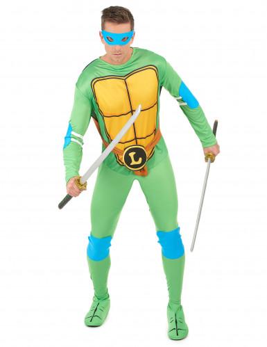 Disfarce Leonardo tartaruga ninja™ adulto