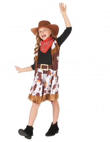 Disfarce cowboy rapariga-1