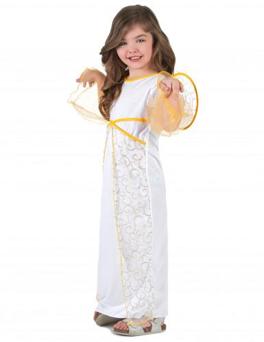 Disfarce de anjo menina-1