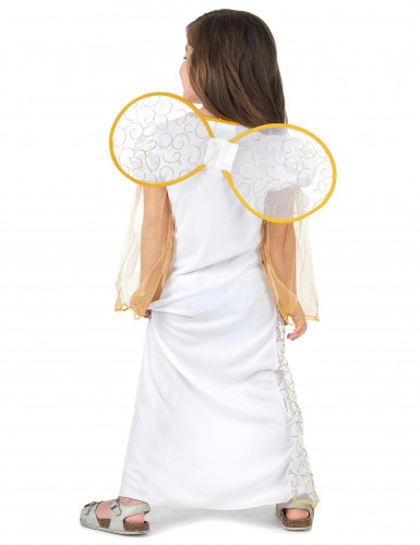 Disfarce de anjo menina-2