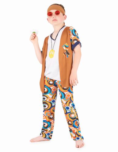 Disfarce hippie menino-1