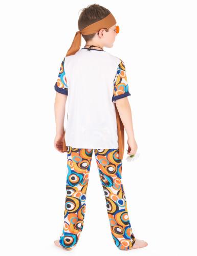 Disfarce hippie menino-2
