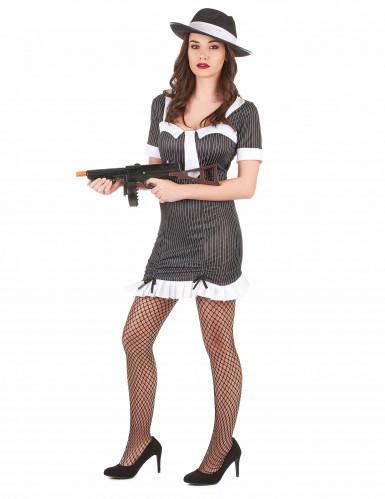 Disfarce Gangster para mulher-1