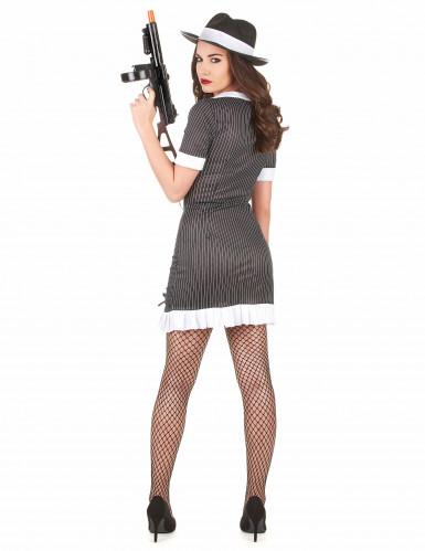 Disfarce Gangster para mulher-2