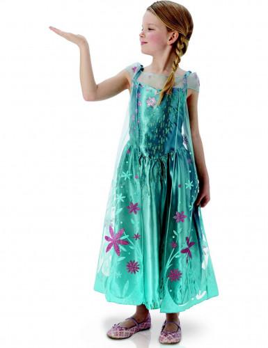 Disfarce de Elsa Frozen™ menina