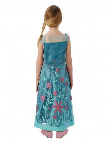 Disfarce de Elsa Frozen™ menina-1