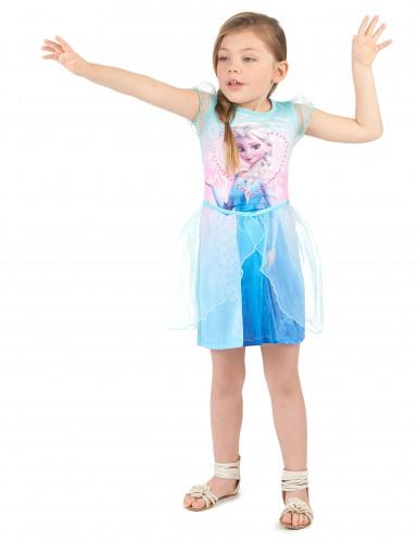 Vestido elsa Frozen™menina-1