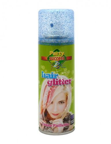 Laca de cabelo 125ml azul