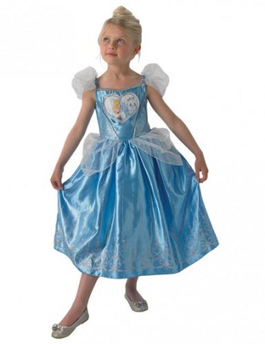 Disfarce de Luxo de Cinderela Disney™ para menina