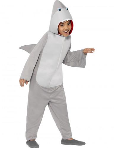 Disfarce de tubarão para criança-1