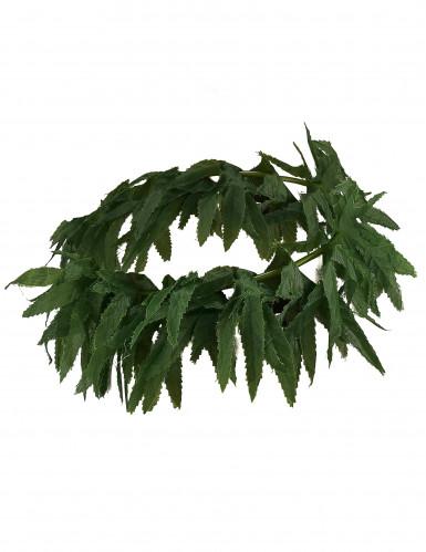 Bandana folhas tropicais