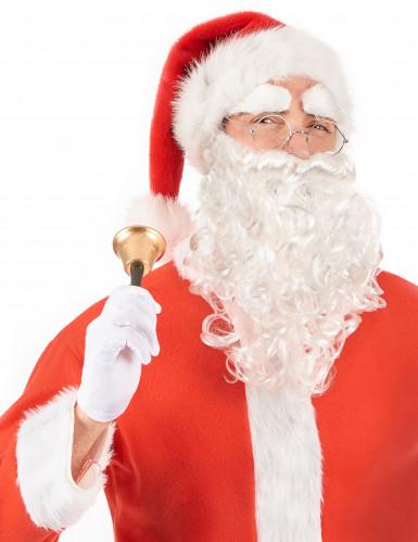 Kit acessórios Pai Natal adulto