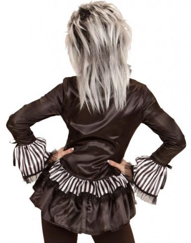 Camisa esqueleto mulher Halloween-1