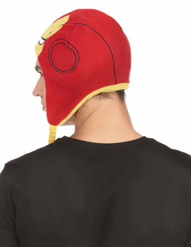 Gorro Iron Man™ adulto-2