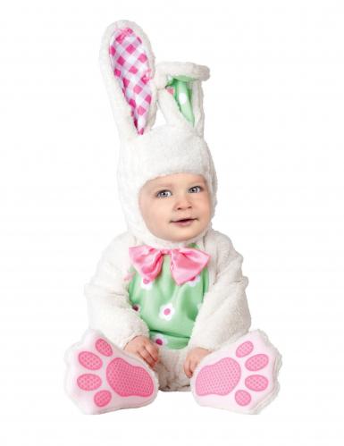 Disfarce coelho bébé - Luxo
