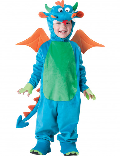 Disfarce Dragão para criança
