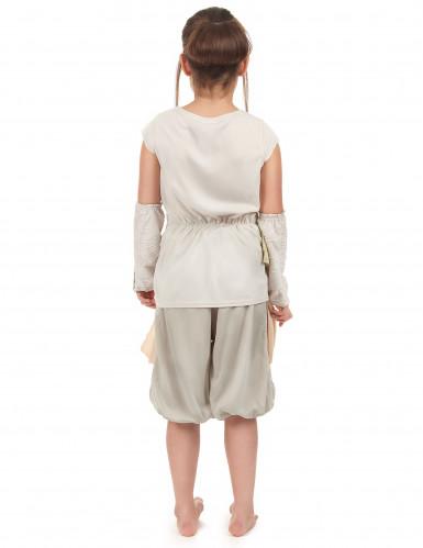 Disfarce de luxo de Rey - Star Wars VII™ para menina-2