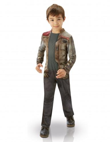 Disfarce clássico de Finn para criança - Star Wars VII™