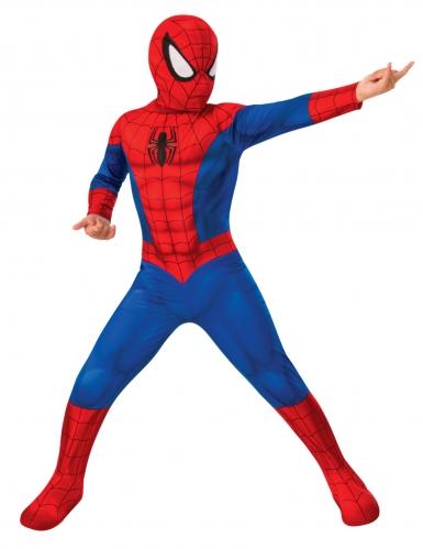 Disfarce clássico sensação Ultimate Spiderman™ criança