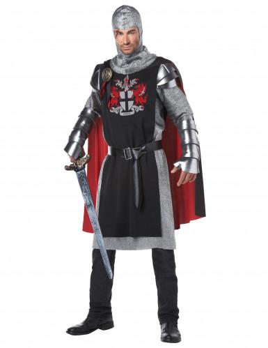 Disfarce Cavaleiro Medieval para Homem