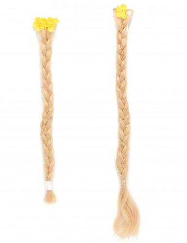 Trança de luxo Rapunzel™ menina-1