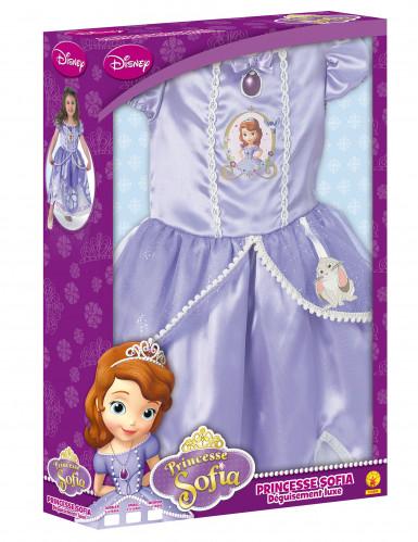 Disfarce de Princesa Sofia™ em Coffret-1
