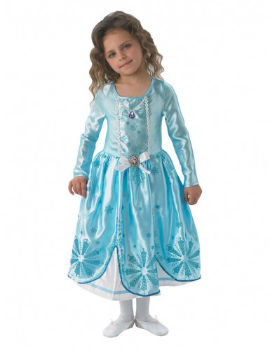 Disfarce luxo Winter Princesa Sofia™-1