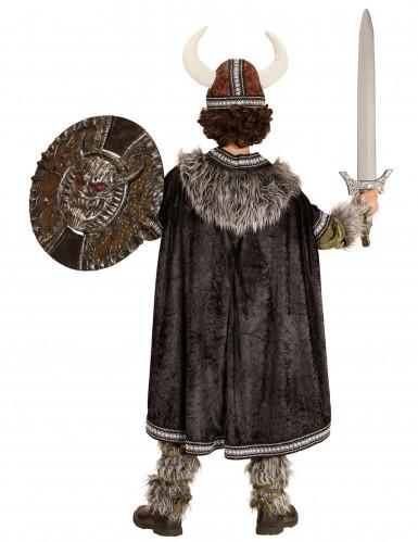 Disfarce viking luxo-1