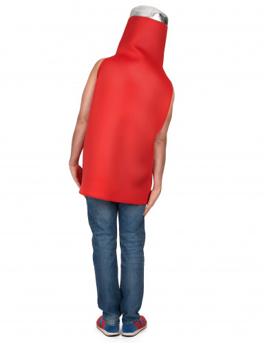 Disfarce de Ketchup para adulto-2