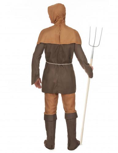 Disfarce homem medieval-2