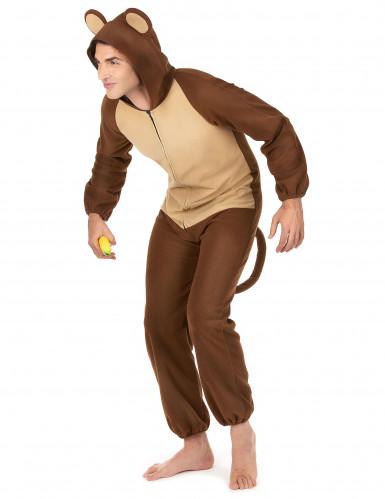 Disfarce de macaco para homem-1