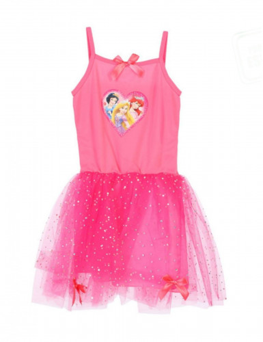 Vestido das Princesas Disney™ para menina