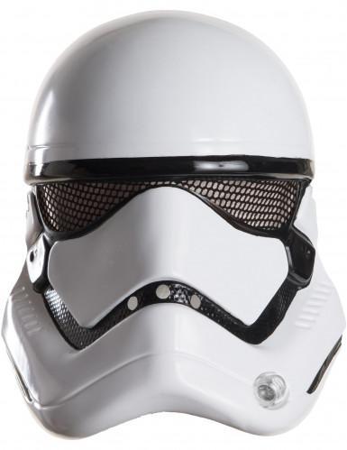 Máscara adulto 1/2 capacete StormTrooper - Star Wars VII™