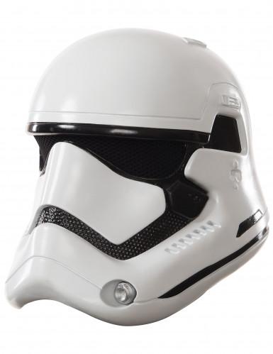Máscara adulto capacete StormTrooper Branco - Star Wars VII™
