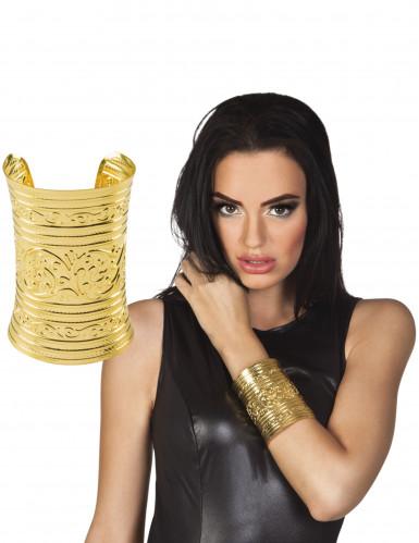 Bracelete Egipcia - Rainha do Nilo