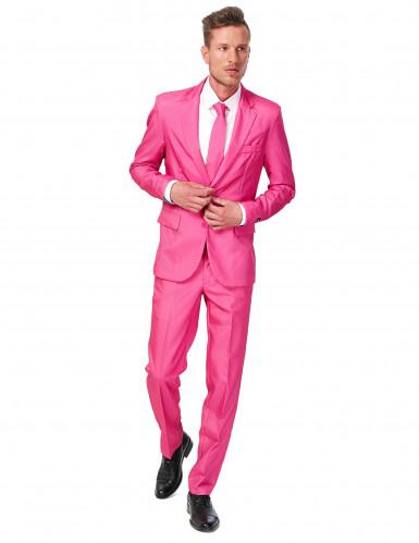 Fato cor-de-rosa homem Suitmeister™
