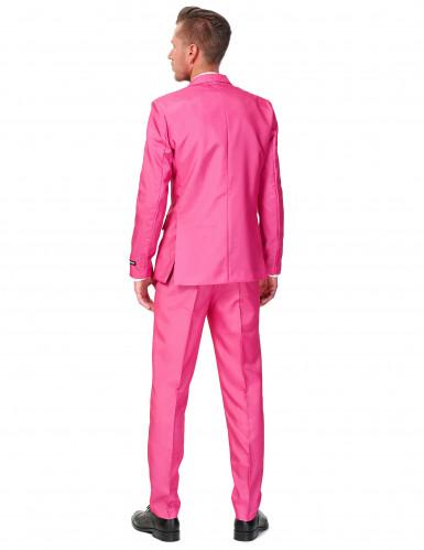 Fato cor-de-rosa homem Suitmeister™-1
