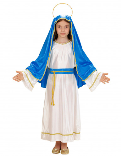 Disfarce Nossa Senhora menina Natal