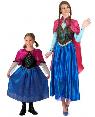 Disfarce casal de mãe e filha de Anna do Frozen™