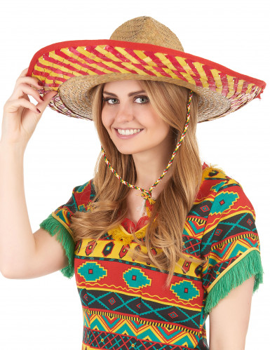 Sombrero mexicano adulto-2